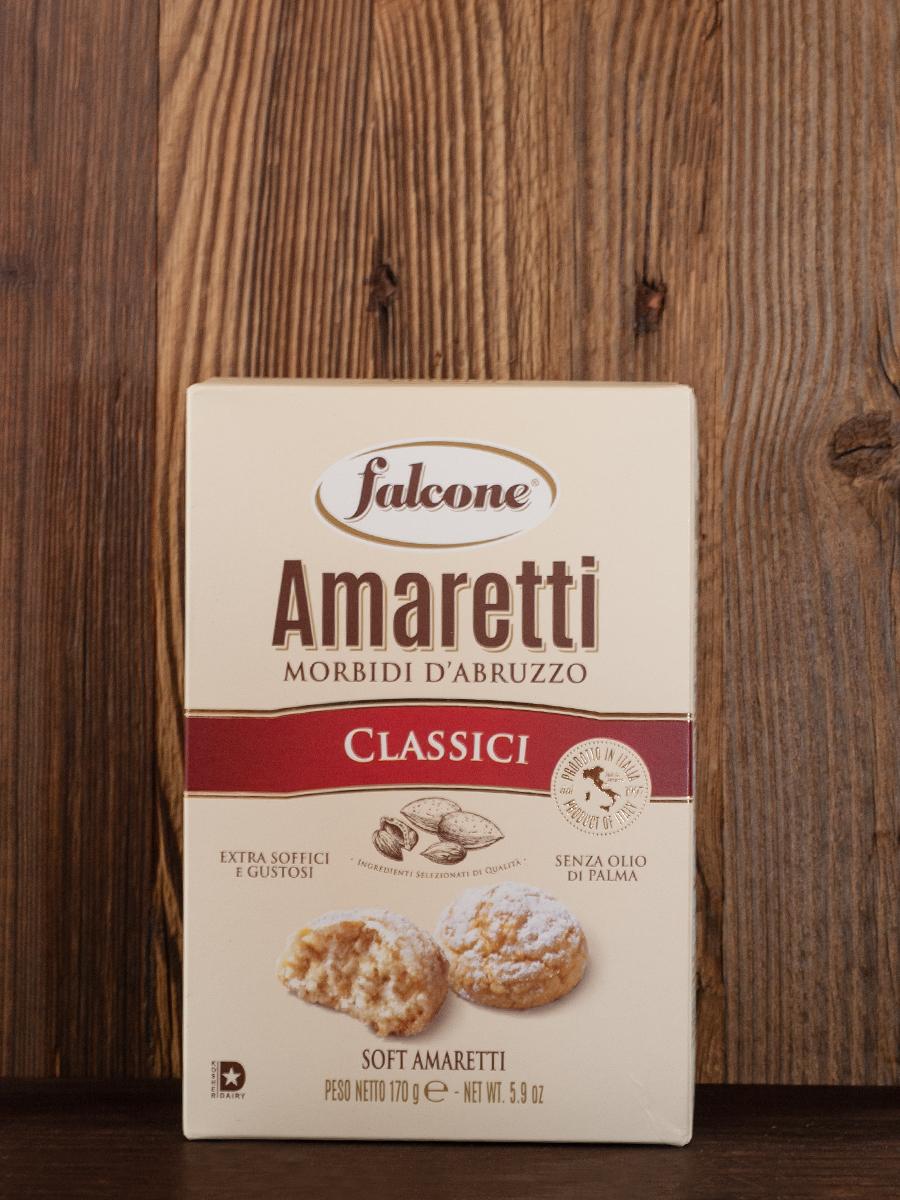 falcone - Amaretti - Classici -  mürbes Gebäck