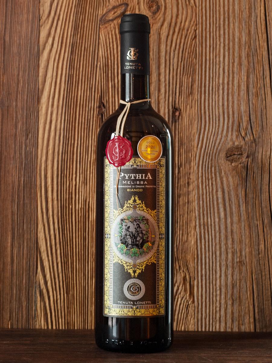 Tenuta Lonetti - Pythia Melissa D.O.P 2019 - Weißwein - Kalabrien