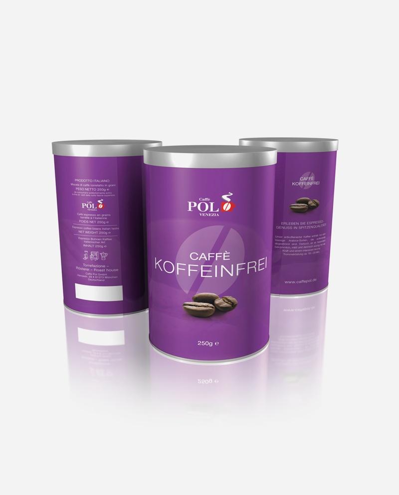 CAFFE POL KOFFEINFREi - Dose 250g