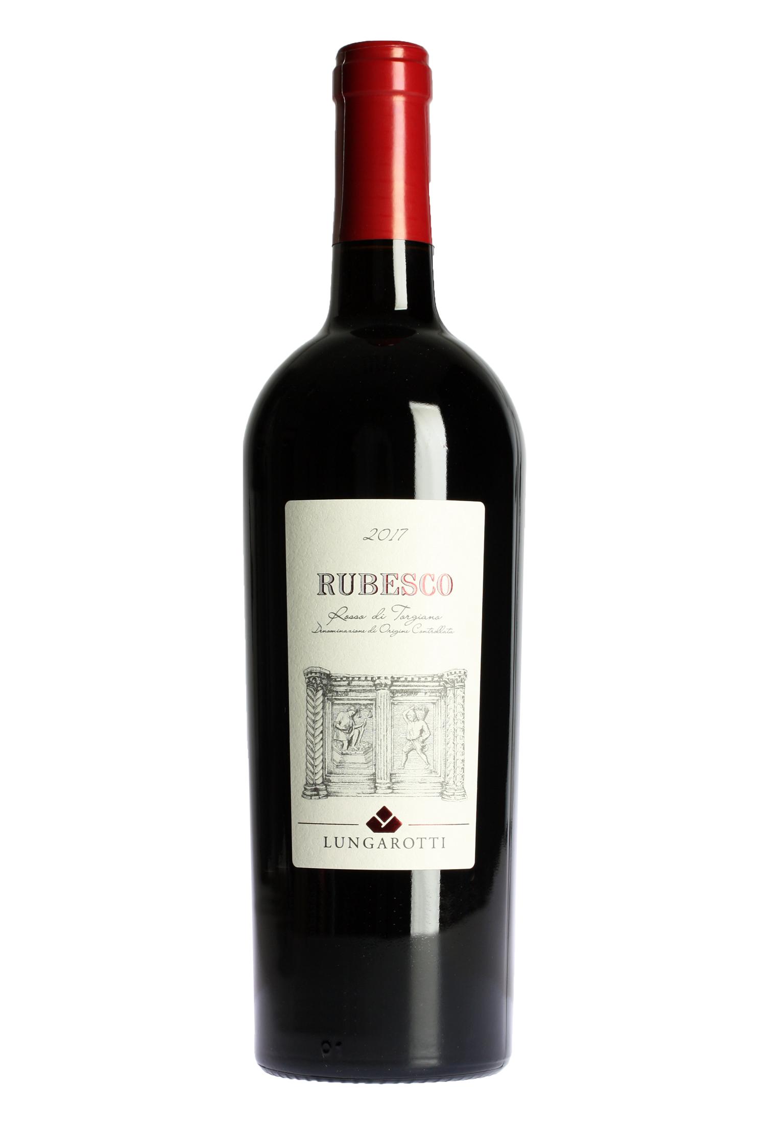 Lungarotti - Rubesco Rosso di Torgiano DOC - Rotwein - Umbrien