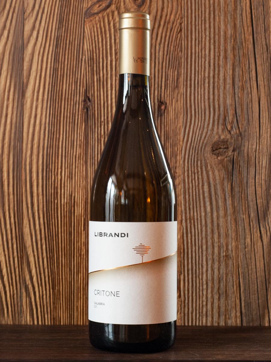 Librandi - Critone Bianco Calabria IGT 2019 - Weißwein - Kalabrien