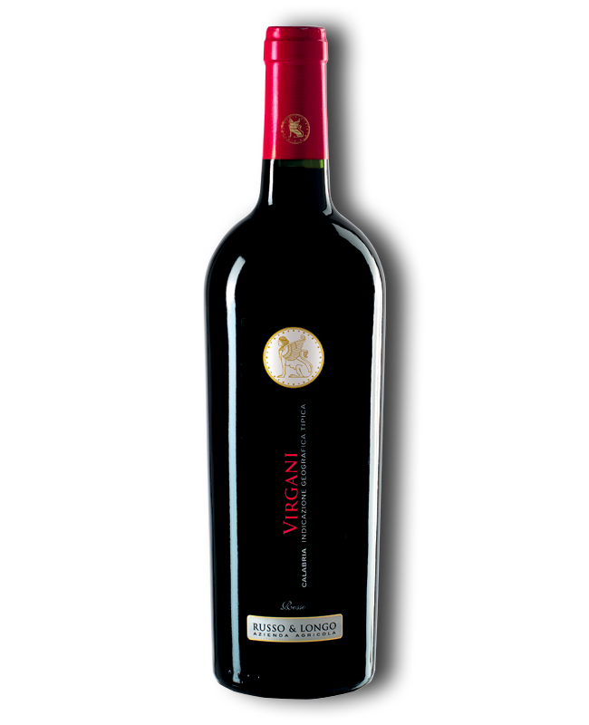Cantina Russo & Longo  -  Virgani  2015 - Rotwein - Kalabrien
