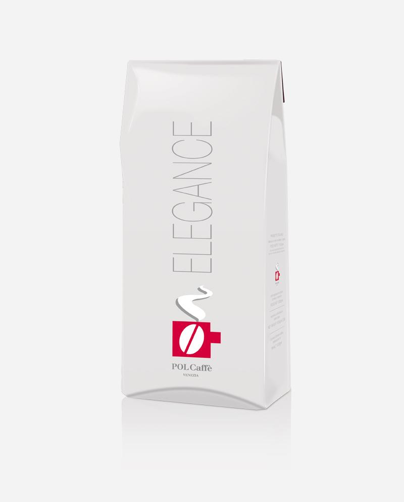 CAFFE POL ELEGANCE - Arabica- und Robusta-Bohnen