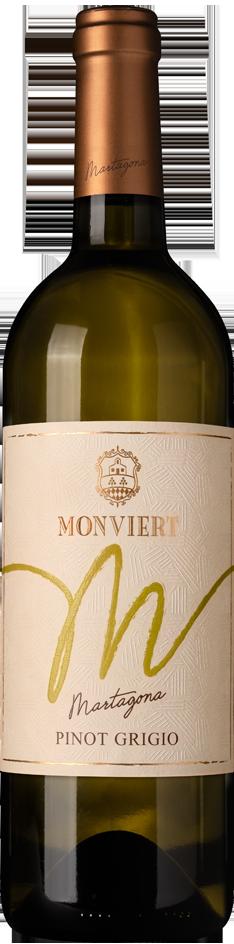 Monviert -  Pinot Grigio D.O.C. 2018 - Weißwein - Friaul