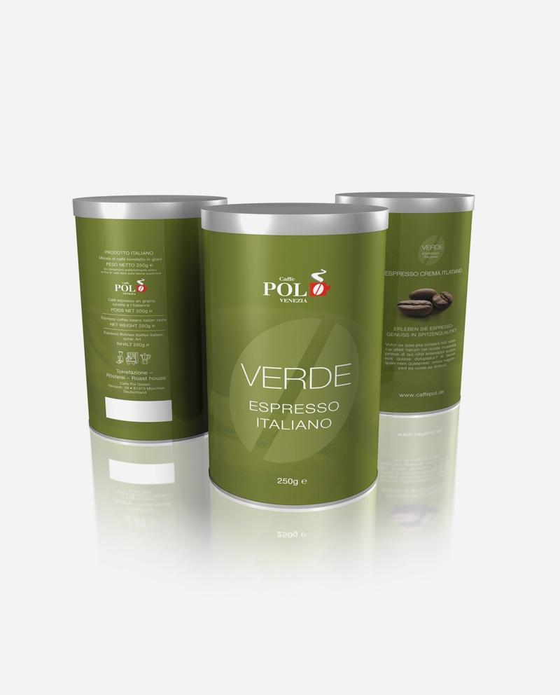 CAFFE POL VERDE - Dose 250g
